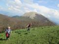 25.4.14 traversata Parco Cucco (19)
