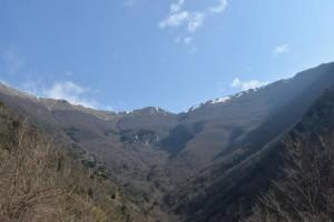 Cantiano - monte Tenetra